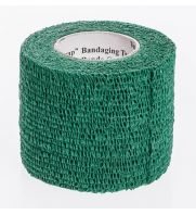 3M Vetrap Bandaging Tape, 2 x 5 yd, hunter green:...
