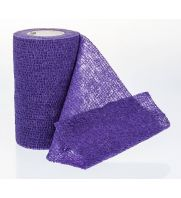 3M Vetrap Bandaging Tape, purple, 4 x 5 yd, 18...