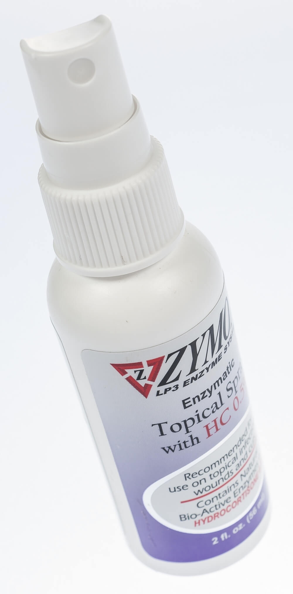 Zymox 174 Topical Spray W 0 5 Hydrocortisone Santa Cruz