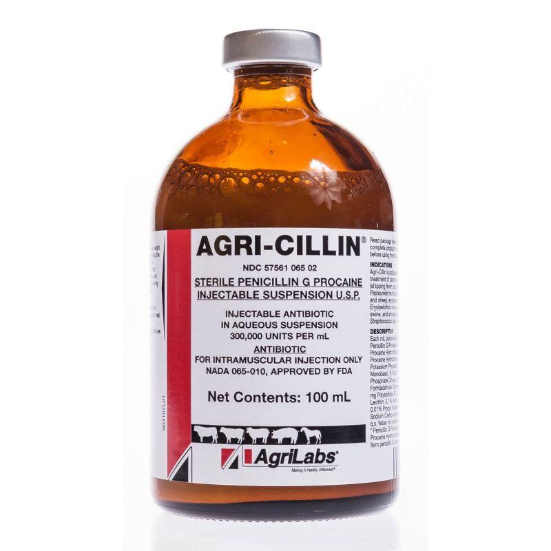 Agri-Cillin® Injection   Santa Cruz Animal Health