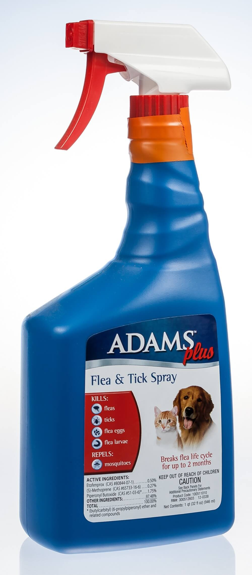Adams Plus Flea Amp Tick Spray Santa Cruz Animal Health