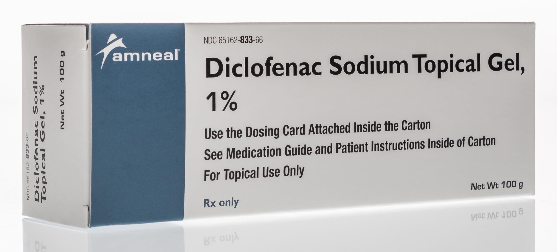 Diclofenac Gel, 1% | Santa Cruz Animal Health
