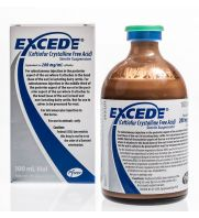 EXCEDE Cattle/Equine 200 mg, 100 ml
