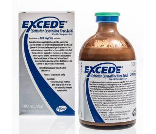 EXCEDE® Cattle/Equine   Santa Cruz Animal Health