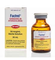 Factrel Injection, 20 ml