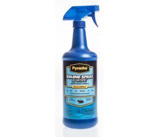 Pyranha Equine Spray Wipe Water Based Santa Cruz Animal Health