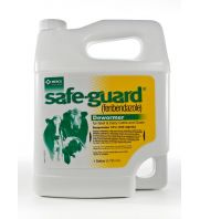 Safe-Guard Dewormer for Beef/Dairy Cattle and Goats 10% Suspension, 1 gallon