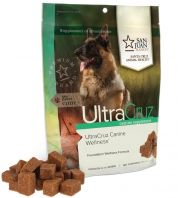 UltraCruz Canine Wellness, bag with chews