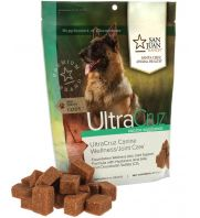 UltraCruz Canine Wellness/Joint Care, bag and chews