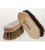 UltraCruz Equine Face Brush, 100% Horse Hair, 6.25 inches