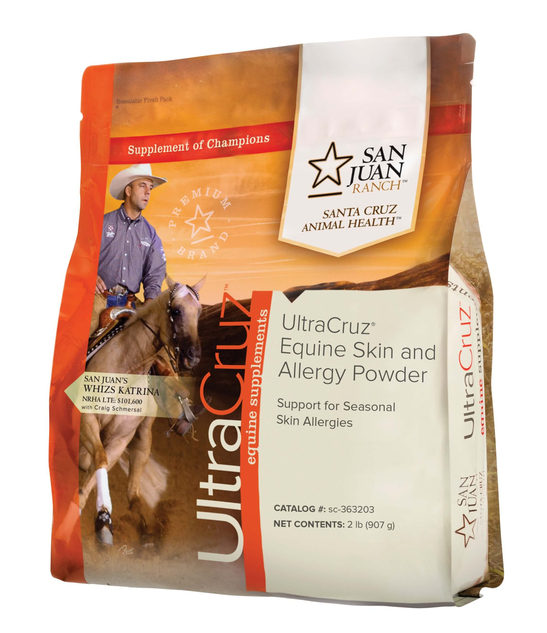 Ultracruz 174 Equine Skin And Allergy Supplement For Horses