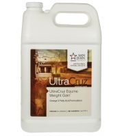 UltraCruz Equine Weight Gain, 1 gallon, 32 day supply, liquid