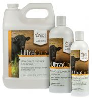 UltraCruz<sup>®</sup> Livestock Shampoo group...
