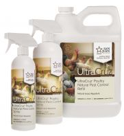 UltraCruz<sup>®</sup> Poultry Natural Pest Control Spray group...