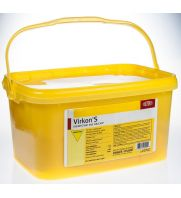 Virkon S Disinfectant and Virucide, powder form, 10 pounds